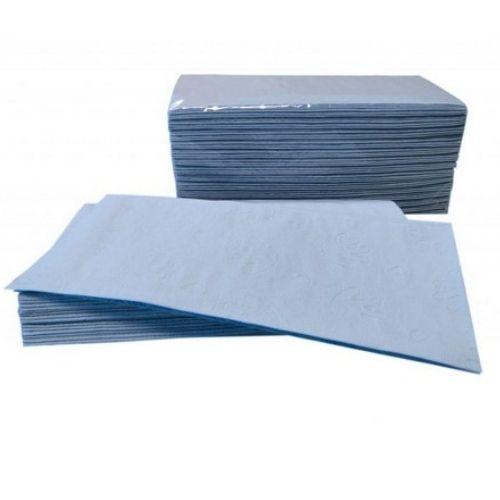 Toallas celulosa azules