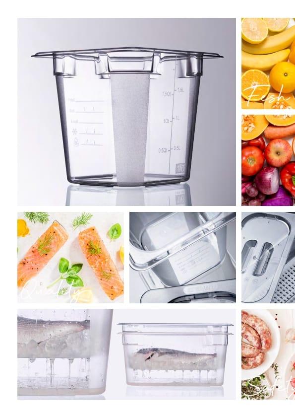 Plástico Alimentario